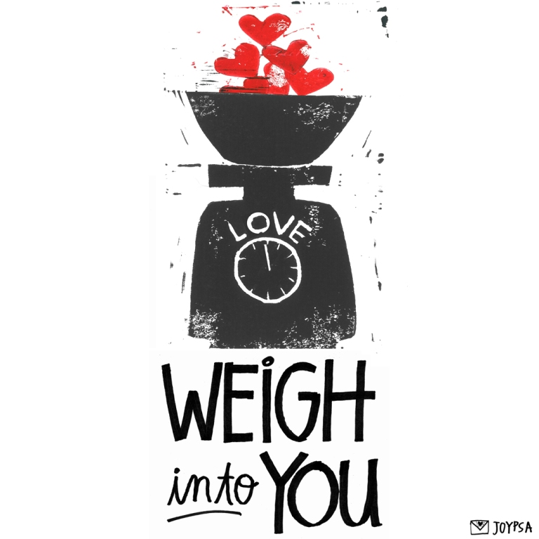 WeightIntoYouLove