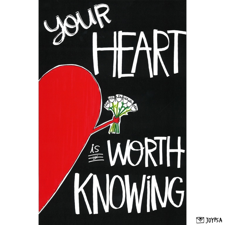 yourheartworthknowing