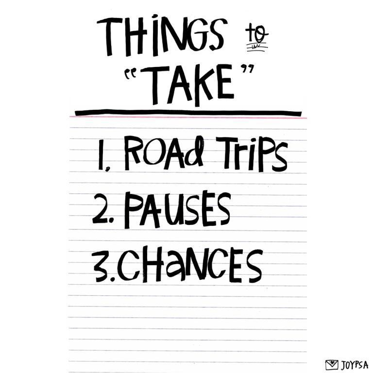 ThingsToTake